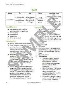 SHC MANUAL - Heart Sample